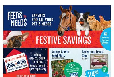 ShurGain Feeds'n Needs Flyer December 10 to 19