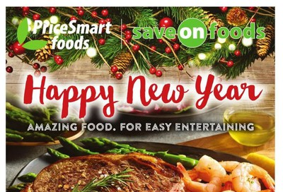 PriceSmart Foods Flyer December 27 to January 1
