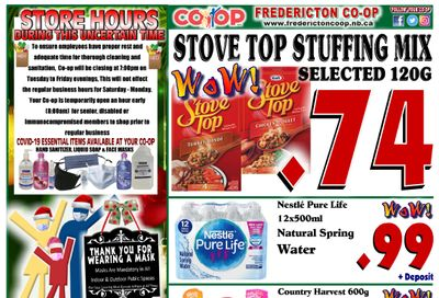 Fredericton Co-op Flyer December 10 to 16