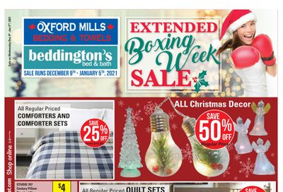 Oxford Mills Flyer December 9 to January 5