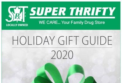 Super Thrifty Holiday Gift Guide December 9 to 24