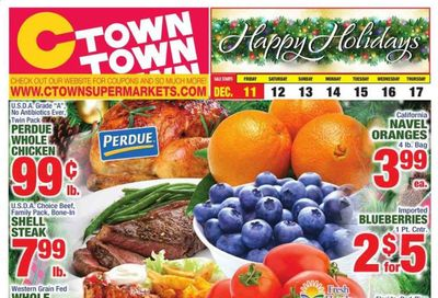 C-Town Weekly Ad Flyer December 11 to December 17