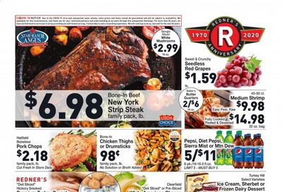Redner's Markets Weekly Ad Flyer December 10 to December 16