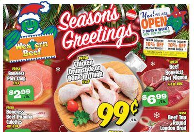 Western Beef Weekly Ad Flyer December 9 to December 15