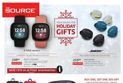 The Source Flyer December 10 to 16