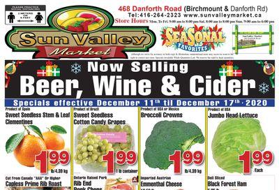 Sun Valley Market Flyer December 11 to 17