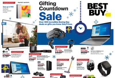 Best Buy Flyer December 11 to 17