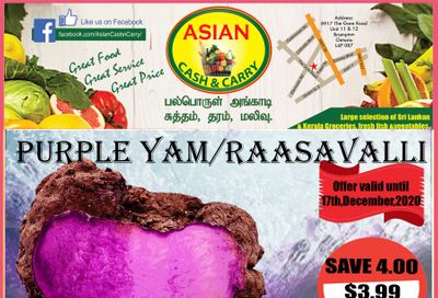 Asian Cash & Carry Flyer December 11 to 17