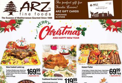 Arz Fine Foods Flyer December 11 to 17