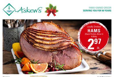 Askews Foods Flyer December 13 to 19