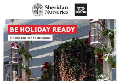 Sheridan Nurseries Flyer December 13 to 24