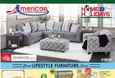 American Furniture Warehouse (AZ) Weekly Ad Flyer December 13 to December 19