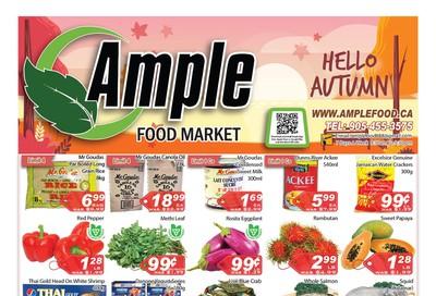 Ample Food Market Flyer September 20 to 26