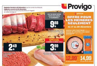 Provigo Flyer December 17 to 23