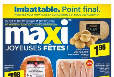 Maxi Flyer December 17 to 23