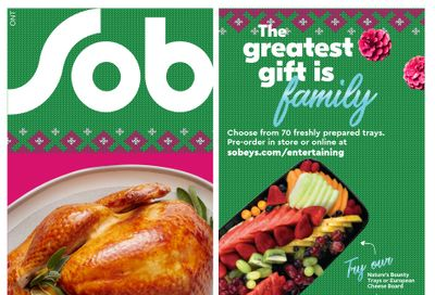 Sobeys (ON) Flyer December 17 to 24