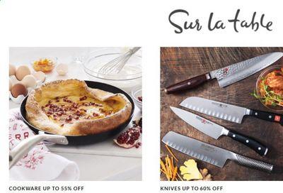 Sur La Table Weekly Ad Flyer December 15 to December 22