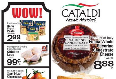 Cataldi Fresh Market Flyer December 16 to 22