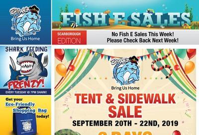 Big Al's (Scarborough) Weekly Specials September 23 to 26