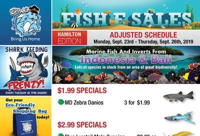 Big Al's (Hamilton) Weekly Specials September 23 to 26