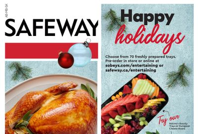 Sobeys (AB) Flyer December 17 to 24