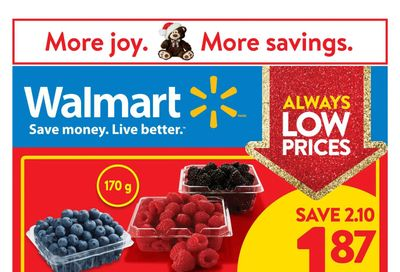 Walmart (West) Flyer December 17 to 23