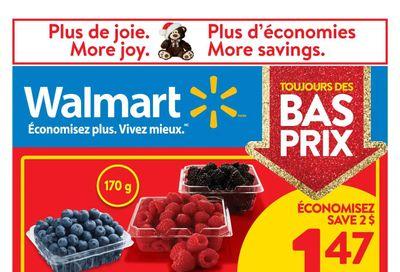 Walmart (QC) Flyer December 17 to 23