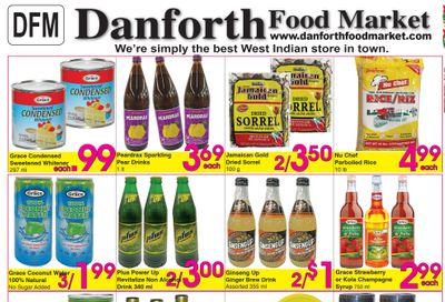 Danforth Food Market Flyer December 17 to 20