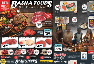 Basha Foods International Flyer September 3 to 15