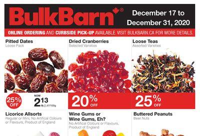 Bulk Barn Flyer December 17 to 31