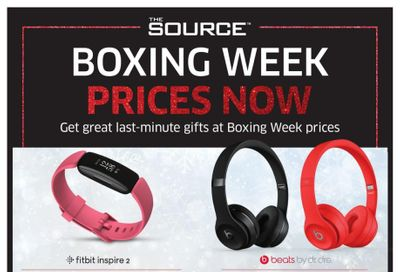 The Source Flyer December 17 to 24