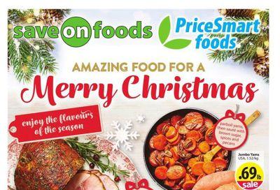 PriceSmart Foods Flyer December 17 to 26