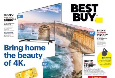 Expired Best Buy Flyer September 10 to 16