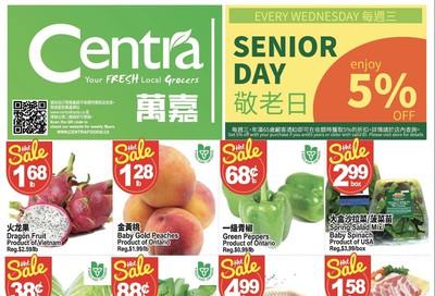 Centra Foods (Aurora) Flyer September 20 to 26