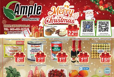 Ample Food Market Flyer December 18 to 24
