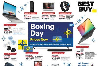 Best Buy Flyer December 18 to 24