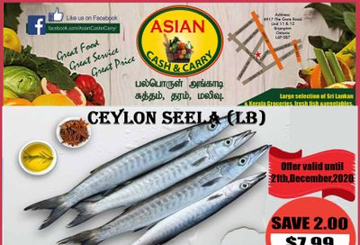 Asian Cash & Carry Flyer December 18 to 24