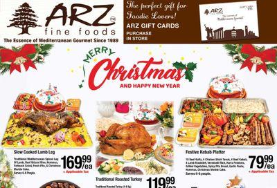 Arz Fine Foods Flyer December 18 to 24