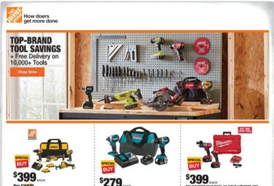 The Home Depot Weekly Ad Flyer December 17 to December 24