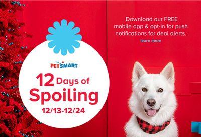 PetSmart Weekly Ad Flyer December 13 to December 24