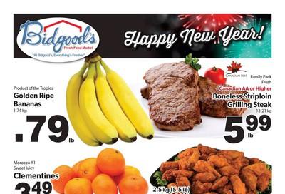 Bidgood's Flyer December 26 to January 1