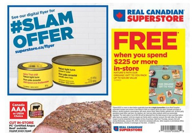 Real Canadian Superstore (ON) Flyer January 2 to 8