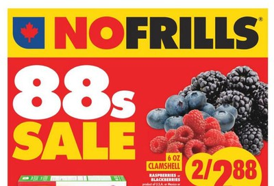 No Frills (ON) Flyer January 2 to 8
