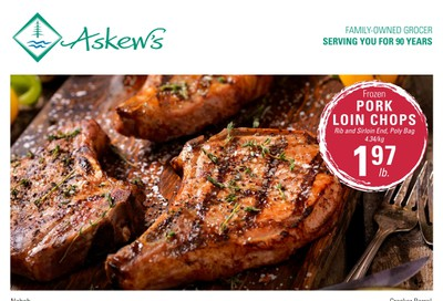 Askews Foods Flyer December 29 to January 4