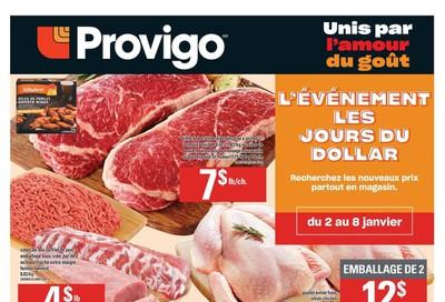 Provigo Flyer January 2 to 8