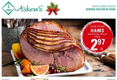 Askews Foods Flyer December 20 to 24