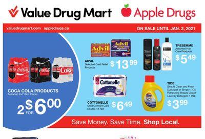 Value Drug Mart Flyer December 20 to January 2