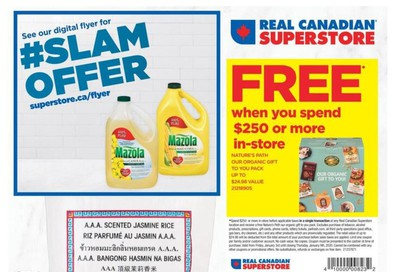 Real Canadian Superstore (West) Flyer January 3 to 9