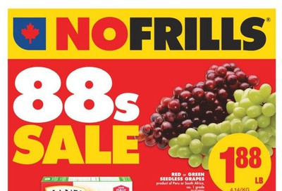No Frills (West) Flyer January 3 to 9