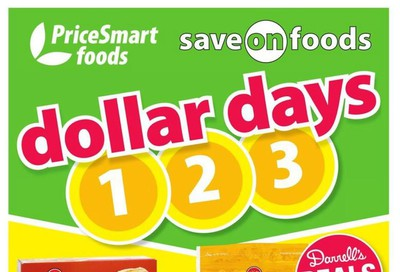 PriceSmart Foods Flyer January 2 to 8